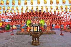 China-guten Rutsch ins Neue Jahr 2015 Lizenzfreies Stockbild
