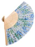 China hand fan Royalty Free Stock Photography