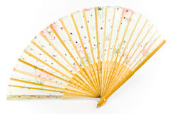 China hand fan Stock Photo