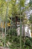 China, Hangzhou Kloster-Seele SanctuaryTemple Lininsy Lizenzfreies Stockbild