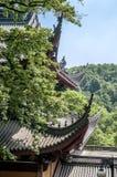China, Hangzhou Kloster-Seele SanctuaryTemple Lininsy Stockfoto
