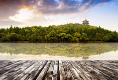 China Hangzhou West Lake Stock Images
