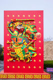 China Henan tourist attractions Kaifeng Qingming River park. Royalty Free Stock Photos