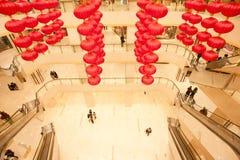 China: Het festivaldecoratie van de lente Royalty-vrije Stock Foto's