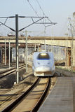 China High Speed Train Stock Images