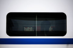 China High Speed Train Stock Photography