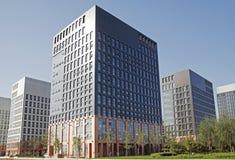 China-Hightech- Parklandschaft. Stockfotografie