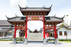 China-Himmelstür Stockfoto