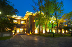 China Hotel Stock Photo