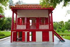 China house Royalty Free Stock Images