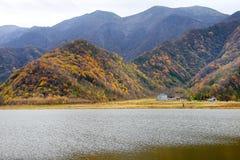 China Hubei Province, Shennongjia landscape Royalty Free Stock Photo