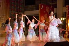 China - Indpendence Anniversary Stock Photo