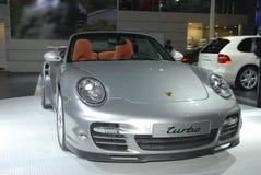 China international Automobile exhibition Porsche stock photography
