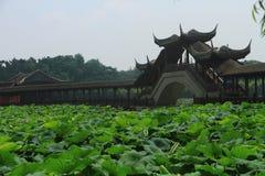 China ,Jinxi Water Village Stock Photos