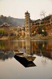 China la ciudad antigua de Phoenix Fotografía de archivo libre de regalías