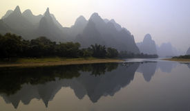 China - Li River at Guilin Stock Images