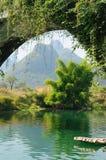 China - Li-river, Yangshuo Stock Images
