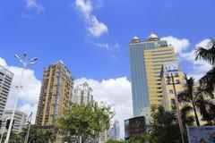 China life insurance company Stock Photo