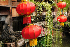 China - Lijiang Royalty Free Stock Photo
