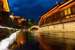 China Lijiang old town Stock Photography