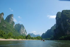 China Lijiang River Stock Photography