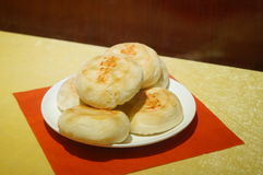 China local snacks: scones Royalty Free Stock Images