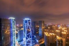China-Luftfahrt Zijin-Quadrat lizenzfreies stockfoto