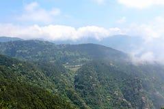 China lushan mountain scenery Stock Photos
