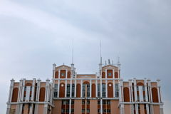China Manzhouli. In Inner Mongolia Hulunbeier Royalty Free Stock Photo