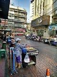 China-Markt in Bangkok Lizenzfreie Stockbilder