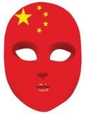 China mask Stock Photo