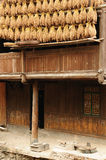 China - minority village Stock Image