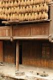 China - minority village Stock Image