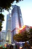 China modern skyscraper Stock Photo