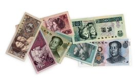 China Money Royalty Free Stock Photo