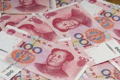 China money royalty free stock photography