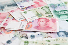 China money -RMB Stock Image