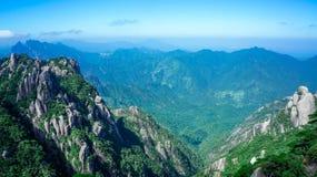 China Mount Sanqingshan scenery Royalty Free Stock Image