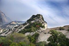 China: mountain hua stock images