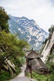 China:mountain hua stock photo