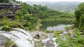 China Mountain at Zhang Jie Jia Stock Photo