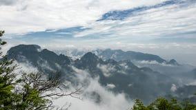 China Mountain at Zhang Jie Jia Stock Images