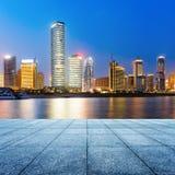China Nanchang Night Royalty Free Stock Photography