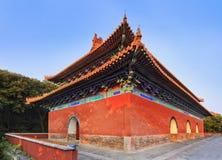 China Nanjing Ming Temple Corner Royalty Free Stock Images