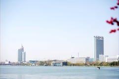 China nanjing scenery Stock Photography