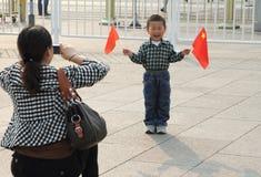 China National Day  Celebrations Stock Photography