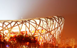 China national stadium Stock Images