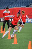 China national team. FIFA Women's World Cup Stock Photo