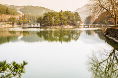 china natural scenery Stock Photo