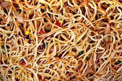 China noodles Stock Photo